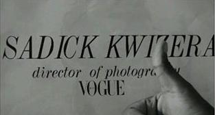 Directeur of photo Sadick